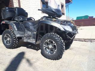 Arctic Cat TRV 700, 2012