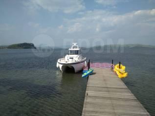 Аренда катера. Морские прогулки, рыбалка, доставка на острова, рейд.