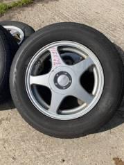 Диски Bridgestone R15 5x100 5x114
