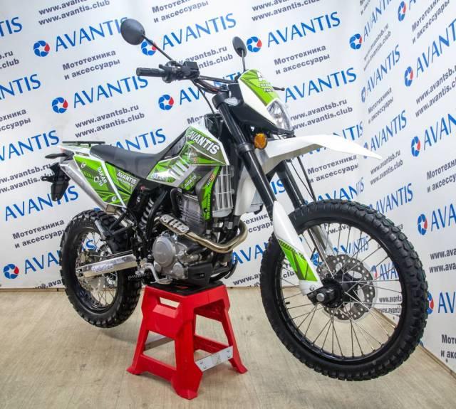 Avantis Dakar 250 TwinCam. 250куб. см., исправен, без птс, без пробега