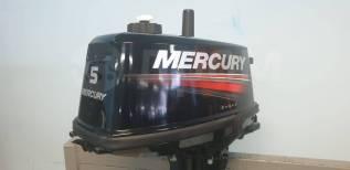Лодочный мотор Mercury 5 Б/У
