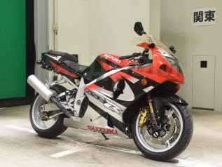 Suzuki GSX-R 1000, 2001