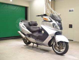 Suzuki Skywave 650, 2011