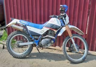 Yamaha XT 225, 1996