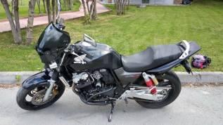 Honda CB 400SF VTEC-3, 2007