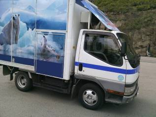 Mitsubishi Fuso Canter, 2000