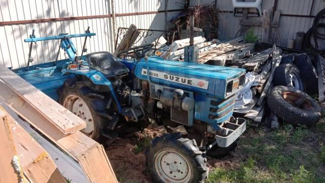 Suzuki. Трактор, японец suzue, 18,00л.с.