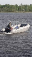 Лодка ПВХ Ротан 410