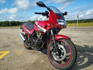 Kawasaki Ninja 500R, 2006