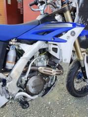 Yamaha WR 450F, 2012