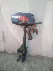Лодочный мотор Tohatsu M 3.5 B2S