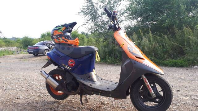 Honda Dio AF18. 85куб. см., исправен, птс, с пробегом
