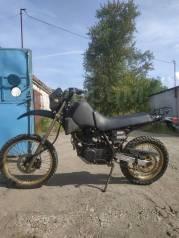 Yamaha XT 250T, 1986