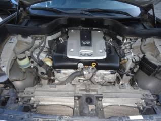 АКПП контрактная Infiniti FX35, VQ35HR,4WD