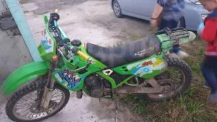 Kawasaki KDX 125SR, 1997
