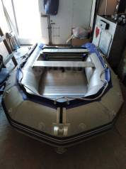 Продам лодку с мотором Golfstream