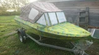 Продам моторную лодку Крым в Комсомольск-на-Амуре
