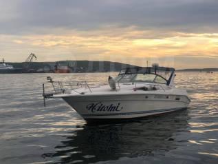Аренда катера Сиарей 31 фут, морское такси, рейд.