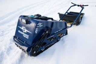 Мотобуксировщик(мотособака) Sharmax SNOWBEAR SE380 1250 HP6,5 MAXIMUM, 2021