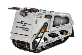 Мотобуксировщик (мотособака)Sharmax SNOWBEAR S380 1250 HP6,5 MAXIMUM, 2021