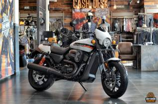 Harley-Davidson Street Rod, 2020