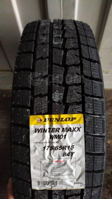 Dunlop Winter Maxx WM01, 175/65R15 84