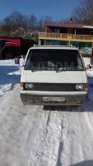 Mitsubishi Delica, 1989