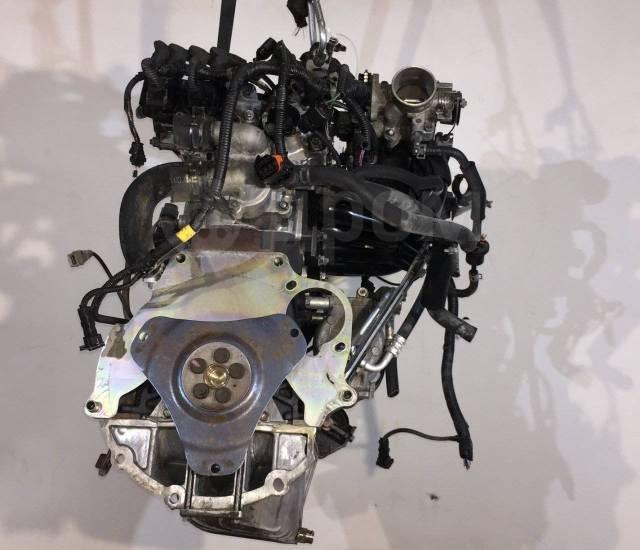 Двигатель в сборе. Hyundai Accent Hyundai Elantra Hyundai Getz Kia Cerato Kia Venga G4ECG