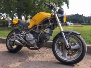 Ducati Monster 400, 1996