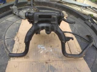 Центральная подножка на мопед Дио АФ56