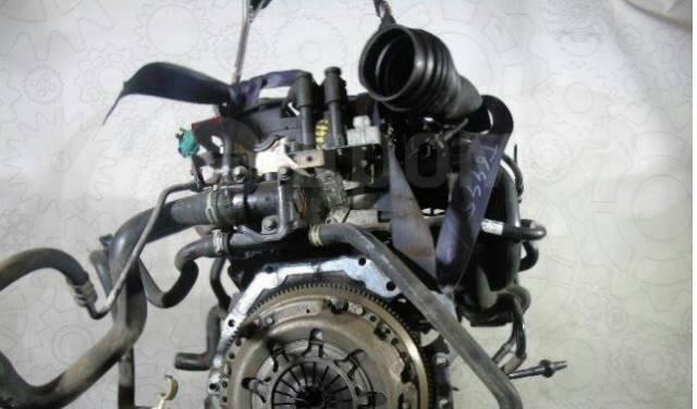 Двигатель в сборе. Ford Focus EYDE
