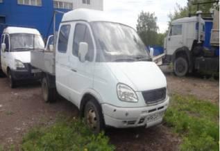 Бортовая ГАЗель 33023, В г. Уфе, 2007