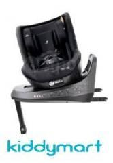 Детское Автокресло 360 Daiichi One-FIX Premium Black, 0-18 кг
