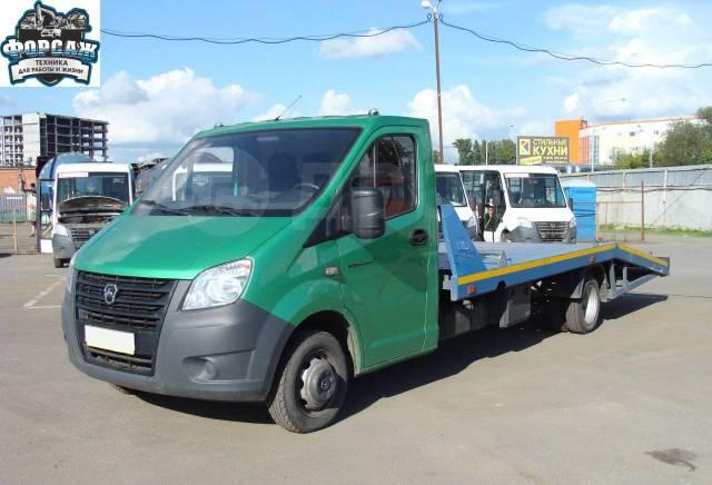 ГАЗ ГАЗель Next A21R22. Продаётся эвакуатор на шасси ГАЗель NEXT A21R22, 2 800куб. см., 1 200кг., 4x2