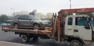 Услуги эвакуатора, вывоз авто с СВХ (сборка), доставка стройматериала.