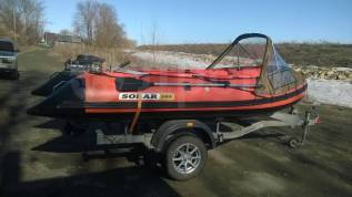 Лодка ПВХ Солар 380