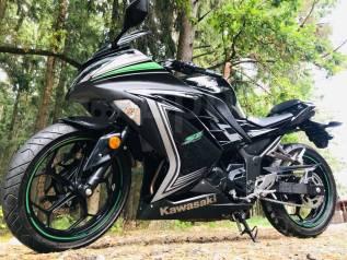 2014 Kawasaki EX300SE, 2014