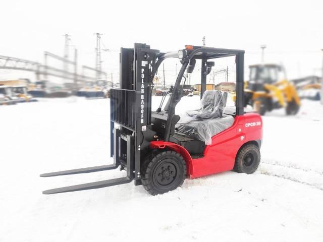 Polar Badger. Новый вилочный дизельный погрузчик CPCD 30, 3 000кг., Дизельный