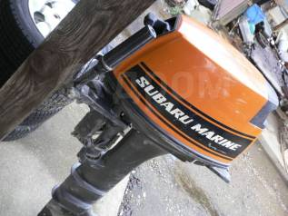 Лодочный мотор Subaru Marine 15 на запчасти