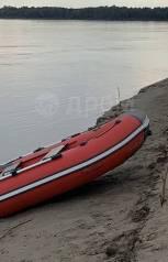 Резиновая лодка ПВХ