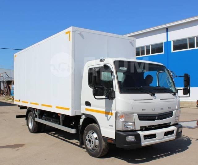 Mitsubishi Fuso Canter. Промтоварный фургон на базе шасси Fuso Canter TF, 3 000куб. см., 5 000кг., 4x2. Под заказ