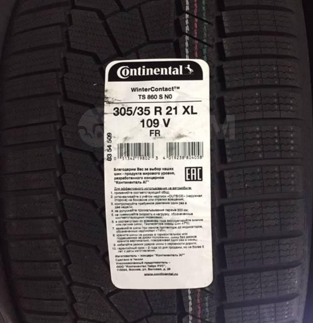 Continental WinterContact TS 860S, 305/35 R21