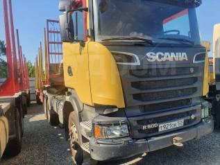 Scania R500, 2017