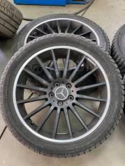Продам шикарные зимние колеса Mercedes AMG + Nokian Hakkapelitta 8