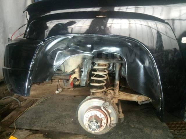 Подкрылки Nissan Patrol Y61