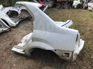 Крыло заднее левое Renault Logan 2012 год