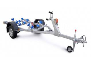 Прицеп для гидроциклов и лодок до 3.9 метров МЗСА 81771B.103