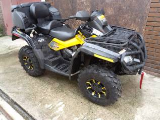 BRP Can-Am Outlander Max 800 XT, 2009
