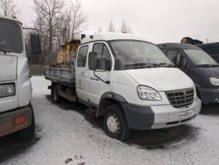 Бортовой Валдай ГАЗ-331063, В г. Санкт-Петербурге год, 2015