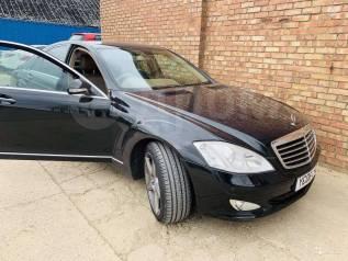 Разбор Mercedes W221
